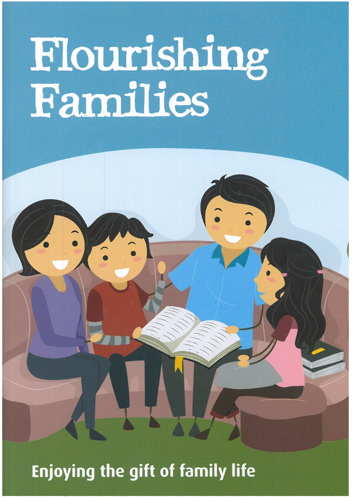 Mothers' Union resource on developing family life
