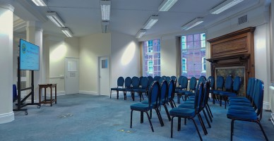 Prince William Suite - Theatre Layout