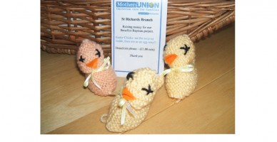 Easter Chicks Chichester