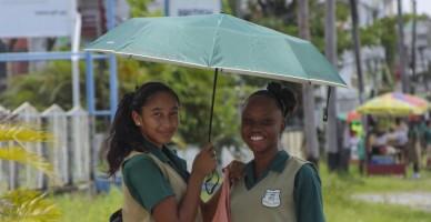 Guyana Schoolgirls