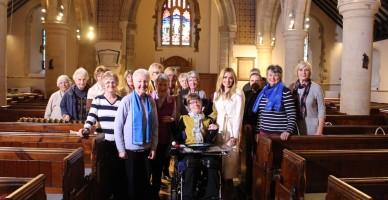 BBC Katherine Jenkins with Members