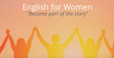 English for Women Web Image