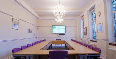 Mary Sumner Room - Boardroom