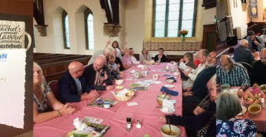 Soup on Sunday- Rochester Diocese