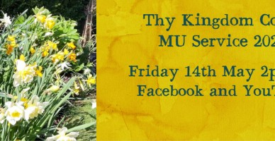 Thy Kingdom Come MU Banner