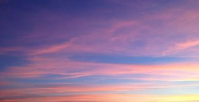 Clouded Sky