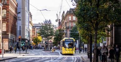 Manchester Street View