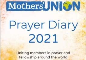 English Version of 2021 Annual Prayer Diary Cover