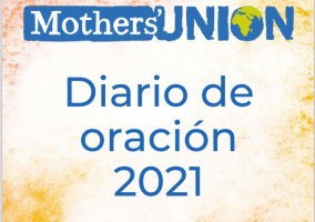 Spanish Cover for the Annual Prayer Diary 2021