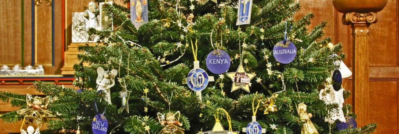 Christmas Tree Festival Chichester