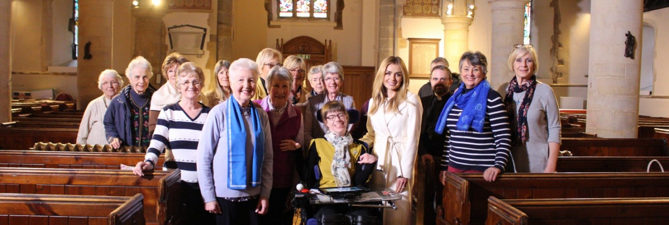 BBC Katherine Jenkins with Members