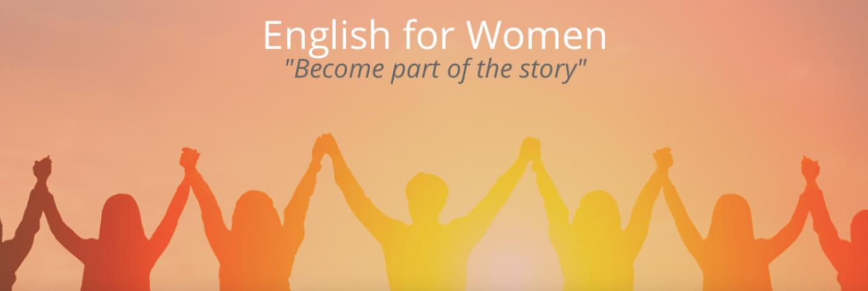 English for Women Web Image