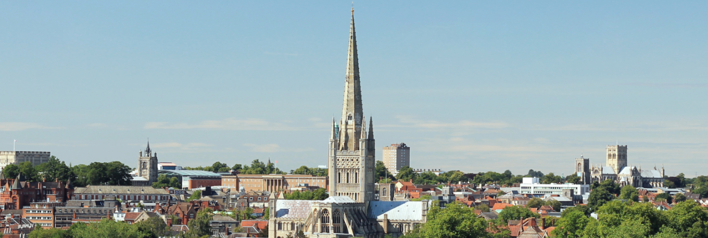 Norwich City Scape