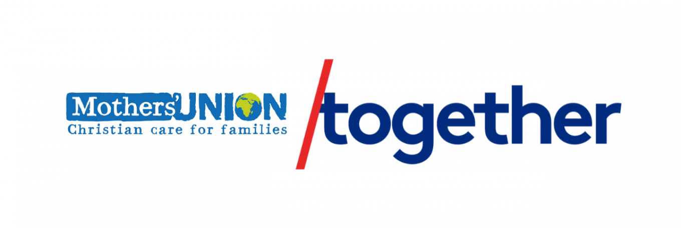 Mothers' Union and Together Logos